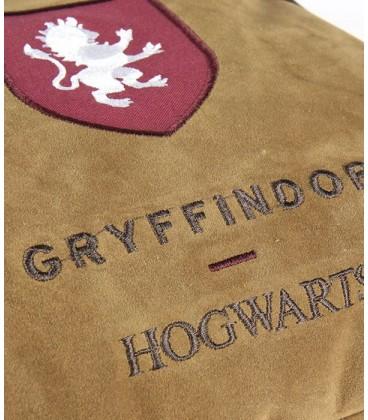 Gryffindor Backpack Burgundy and Suede