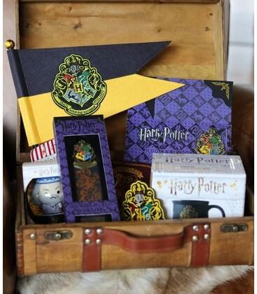 Mystery Box Poudlard,  Harry Potter, Boutique Harry Potter, The Wizard's Shop