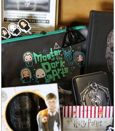 Mystery Box Arts Sombres,  Harry Potter, Boutique Harry Potter, The Wizard's Shop