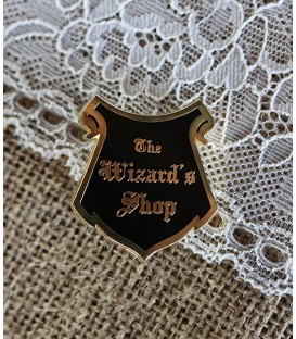 Pin's The Wizard's Shop