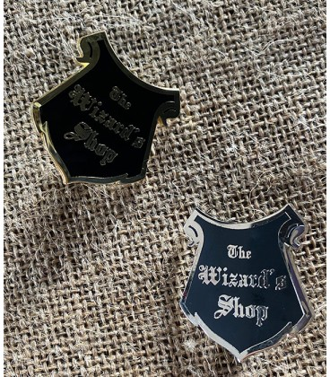 Pin's The Wizard's Shop,  Harry Potter, Boutique Harry Potter, The Wizard's Shop