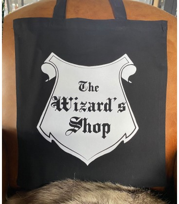 Tote Bag The Wizard's Shop,  Harry Potter, Boutique Harry Potter, The Wizard's Shop