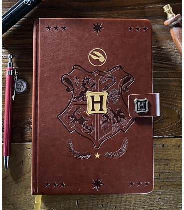 Carnet A5 Premium Harry Potter Quidditch,  Harry Potter, Boutique Harry Potter, The Wizard's Shop