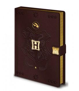 A5 Premium Notebook Harry Potter Quidditch