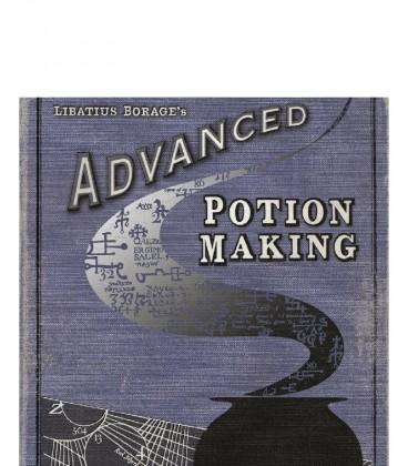 Carte de voeux Livre Fabrication de Potions Avancé Edition II,  Harry Potter, Boutique Harry Potter, The Wizard's Shop