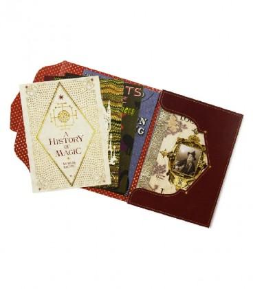 Set of 20 Hogwarts Book Cover Series Postcards