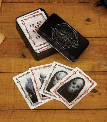 Jeu de cartes Mangemorts,  Harry Potter, Boutique Harry Potter, The Wizard's Shop
