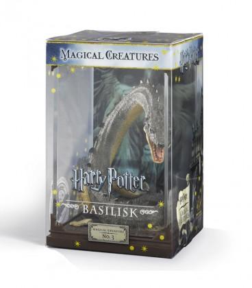 Figurine Créature Magique - Basilic,  Harry Potter, Boutique Harry Potter, The Wizard's Shop
