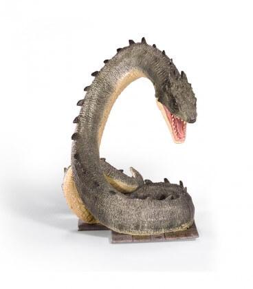 Magical Creature Figurine - Basilisk
