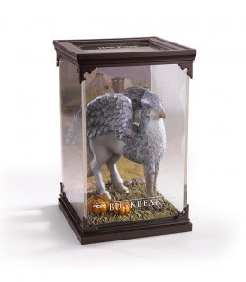 Magical Creature Figurine - Buck the Hippogriff