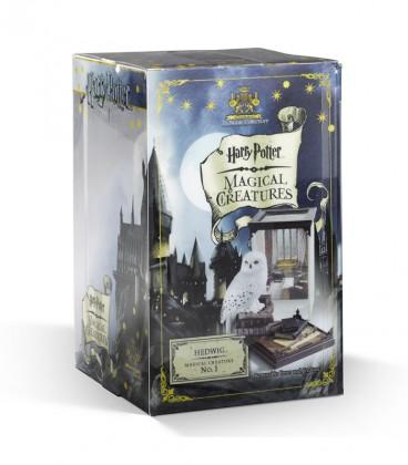 Figurine Créature Magique : Hedwige,  Harry Potter, Boutique Harry Potter, The Wizard's Shop