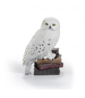 Figurine Créature Magique : Hedwige,  Harry Potter, Boutique Harry Potter, The Wizard's Shop