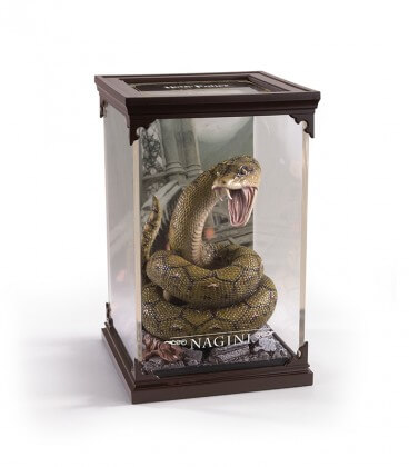 Figurine Créature Magique : Nagini,  Harry Potter, Boutique Harry Potter, The Wizard's Shop