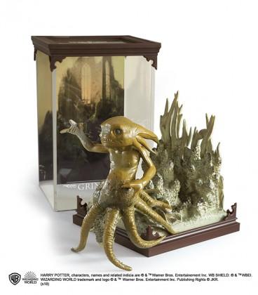 Figurine Créature Magique : Strangulot,  Harry Potter, Boutique Harry Potter, The Wizard's Shop