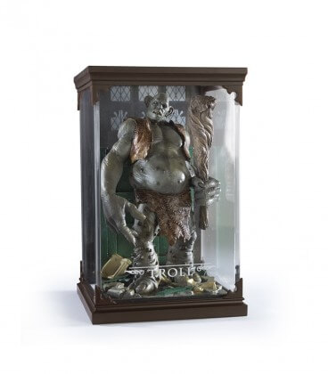 Magical Creature Figurine: Mountain Troll