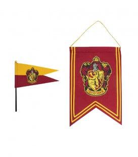 Bannière et Drapeau Gryffondor