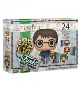 Calendrier de l'avent Harry Potter Funko Pocket Pop 2020