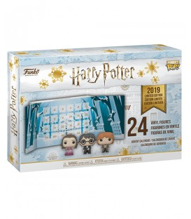 Calendrier de l'avent Harry Potter Funko Pocket Pop Bal de Noël,  Harry Potter, Boutique Harry Potter, The Wizard's Shop
