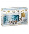 Calendrier de l'avent Harry Potter Funko Pocket Pop Bal de Noël