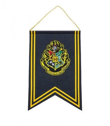 Hogwarts Banner & Flag