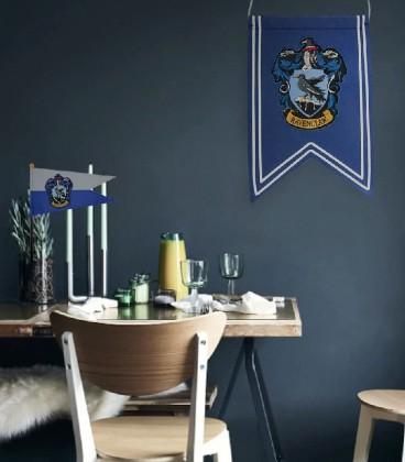 Bannière et Drapeau Serdaigle,  Harry Potter, Boutique Harry Potter, The Wizard's Shop