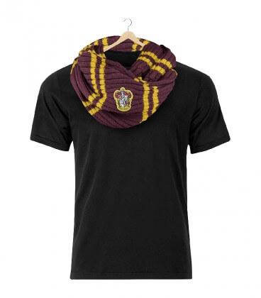 Infinity scarf - Gryffindor