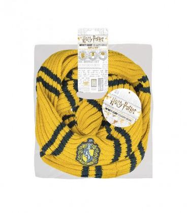 Infinity scarf - Hufflepuff