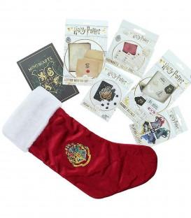 Chaussette de Noël Décorative Harry Potter