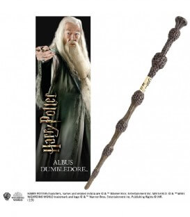 Dumbledore Magic Wand & 3D Bookmark