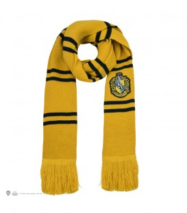 Deluxe Hufflepuff Scarf 250 cm