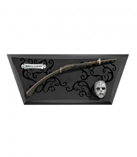 Baguette magique de Bellatrix Lestrange & son présentoir,  Harry Potter, Boutique Harry Potter, The Wizard's Shop