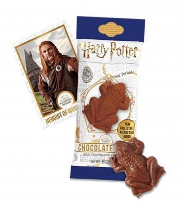 Chocogrenouille en Chocolat Harry Potter,  Harry Potter, Boutique Harry Potter, The Wizard's Shop
