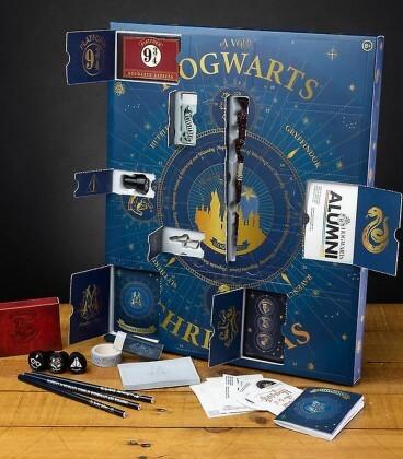 Calendrier de l'Avent Harry Potter 2020 24 portes,  Harry Potter, Boutique Harry Potter, The Wizard's Shop