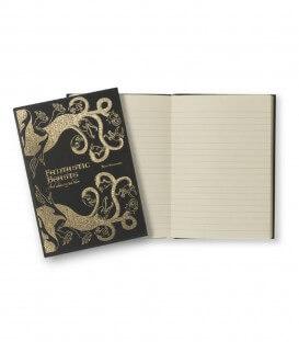 Carnet Journal Fantastic Beasts,  Harry Potter, Boutique Harry Potter, The Wizard's Shop