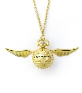 Collier montre Vif d'or