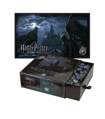 Puzzle Les Détraqueurs à Poudlard,  Harry Potter, Boutique Harry Potter, The Wizard's Shop