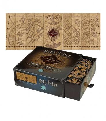 Puzzle Carte du Maraudeur,  Harry Potter, Boutique Harry Potter, The Wizard's Shop