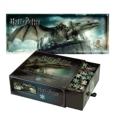 Puzzle Evasion de la banque Gringotts,  Harry Potter, Boutique Harry Potter, The Wizard's Shop