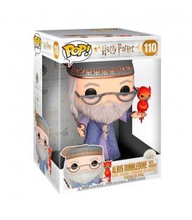 Figurine POP! N°110 Dumbledore avec Fumseck