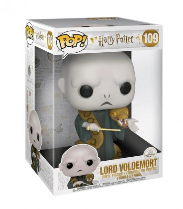Figurine POP! N°109 Lord Voldemort 27 cm,  Harry Potter, Boutique Harry Potter, The Wizard's Shop