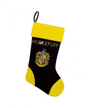 Giant Hufflepuff Christmas Sock