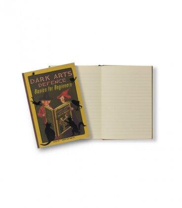 Carnet Journal Dark Arts Defense: Bases pour les débutants,  Harry Potter, Boutique Harry Potter, The Wizard's Shop