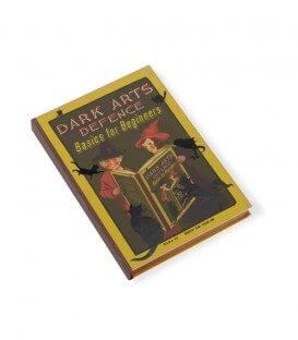 Carnet Journal Dark Arts Defense: Bases pour les débutants