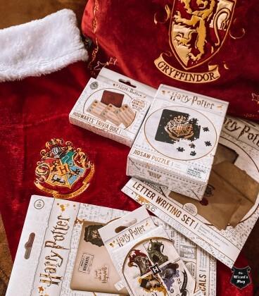 Chaussette de Noël Décorative Harry Potter,  Harry Potter, Boutique Harry Potter, The Wizard's Shop