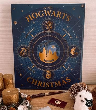 Calendrier de l'Avent Harry Potter 2019 24 portes