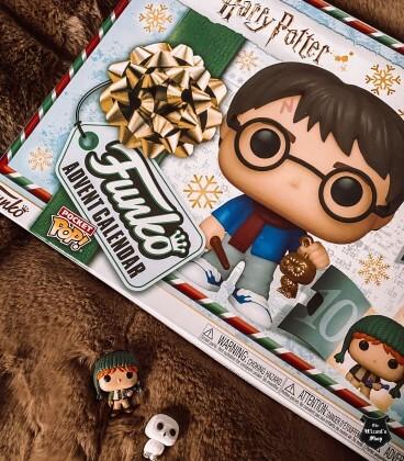 Calendrier de l'avent Harry Potter Funko Pocket Pop 2020,  Harry Potter, Boutique Harry Potter, The Wizard's Shop