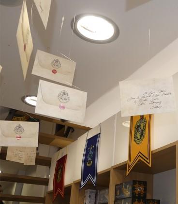 Lettres Harry Potter Hogwarts Poudlard,  Harry Potter, Boutique Harry Potter, The Wizard's Shop