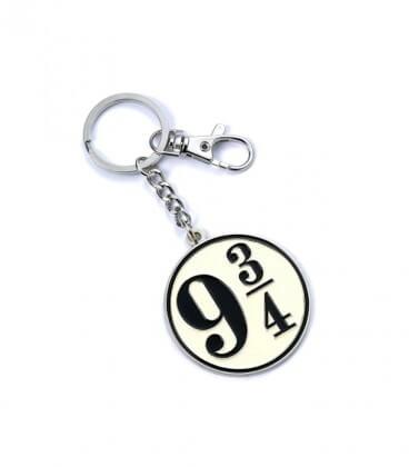 Porte-clés 9 3/4,  Harry Potter, Boutique Harry Potter, The Wizard's Shop