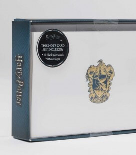 10 Cartes et Enveloppes de Luxe Serdaigle,  Harry Potter, Boutique Harry Potter, The Wizard's Shop