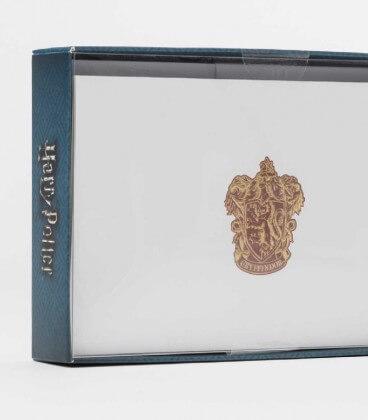 10 Cartes et Enveloppes de Luxe Gryffondor